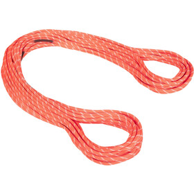 Mammut 8.0 Alpine Classic Rope 50m, classic standard/orange/white